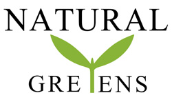 Natural Greens logo