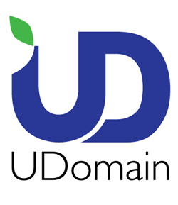 UDomain logo