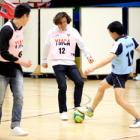 YMCA首推准行不准跑「健步足球」